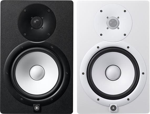 Yamaha hs8 8 inch powered studio monitor for Yamaha hs8 sub
