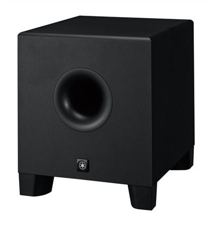 Yamaha hs8s 8 inch powered studio subwoofer for Yamaha studio subwoofer
