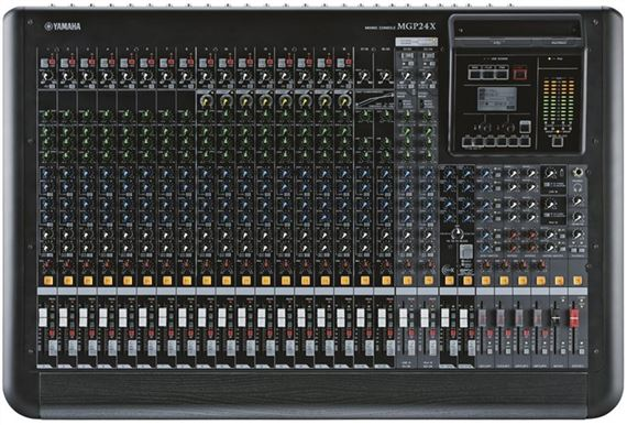 Yamaha MGP24X 24 Channel 4 Bus Mixing Console