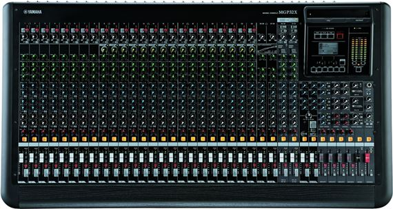 Yamaha MGP32X 32 Channel 4 Bus Mixing Console