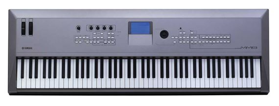 Yamaha MM8 88 Key Synthesizer Keyboard