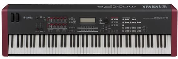Yamaha MOXF8 88 Key Synthesizer Workstation Keyboard