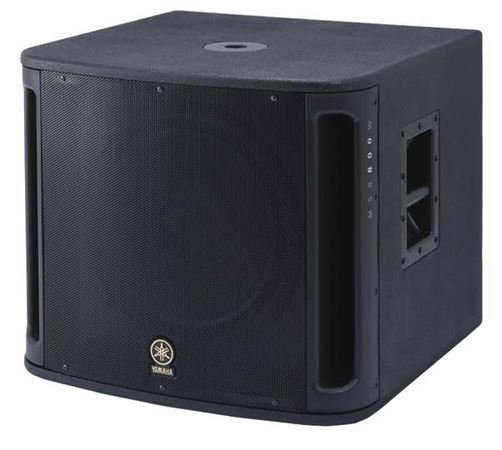 Yamaha MSR800W Powered PA Subwoofer