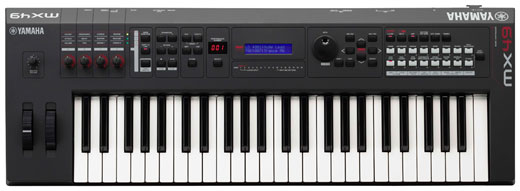 Yamaha MX49 49 Key Synthesizer Keyboard Controller