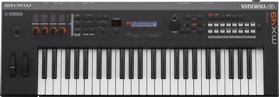 Yamaha MX49 V2 49 Key Keyboard Synthesizer