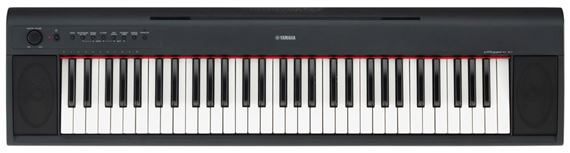 Yamaha Piaggero NP11 61 Key Digital Piano