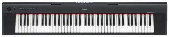 Yamaha Piaggero NP31 76 Key Digital Stage Piano
