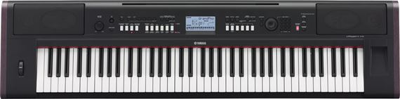 Yamaha Piaggero NPV80 76 Key Digital Piano