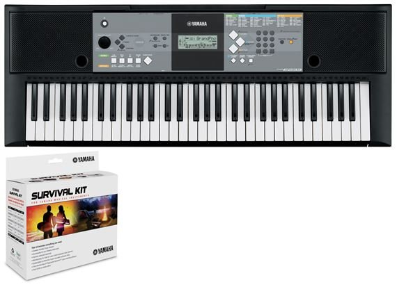 Yamaha PSRE233 61 Key Portable Keyboard