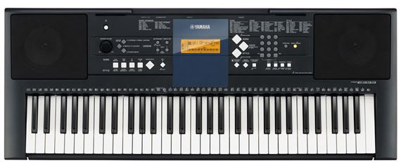 Yamaha PSRE333 61 Key Portable Personal Keyboard