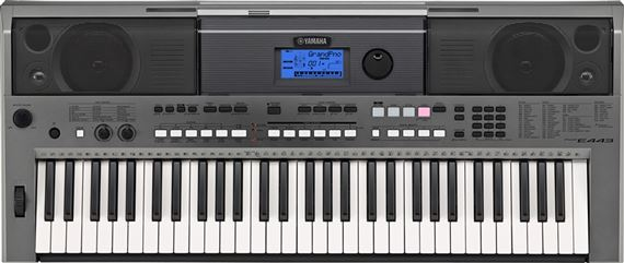 Yamaha PSRE443 61 Key Portable Keyboard