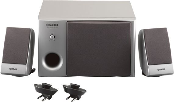 Yamaha TRSMS05 Tyros 5 Powered Speaker System