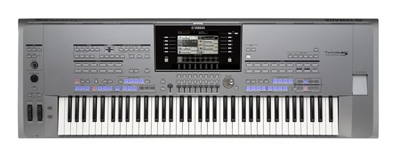 Yamaha Tyros576 76 Key Arranger Workstartion Keyboard