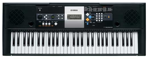 Yamaha PSRE223 61 Key Portable Personal Keyboard