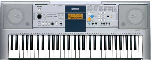 Yamaha PSRE323 61 Key Portable Personal Keyboard