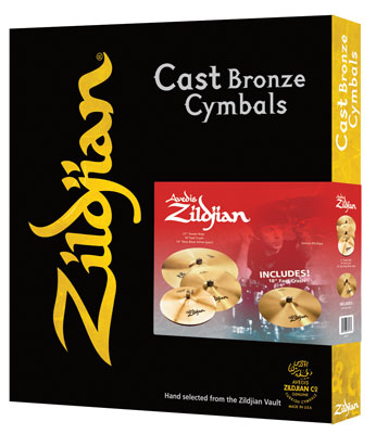 Zildjian A Series Cymbal Package