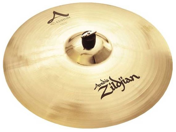 Zildjian A Custom Crash Cymbals