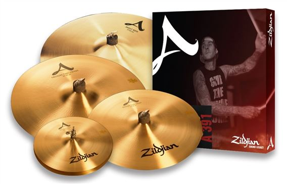 Zildjian A Series Value Added Cymbal Set