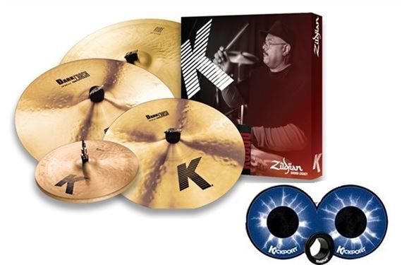 Zildjian K Series Value Added Cymbal Set