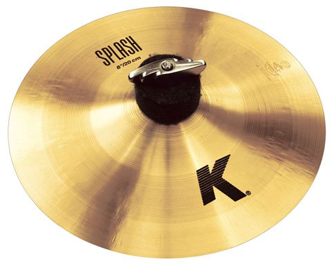 Zildjian K Custom Splash Cymbal