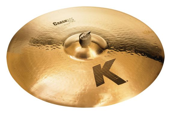 Zildjian K Crash Ride Brilliant Cymbal