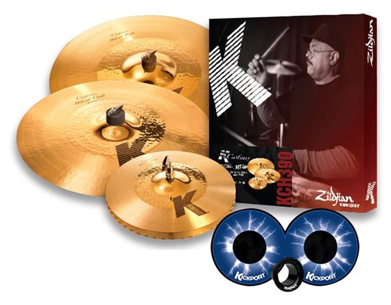 Zildjian K Custom Hybrid Value Added Cymbal Set
