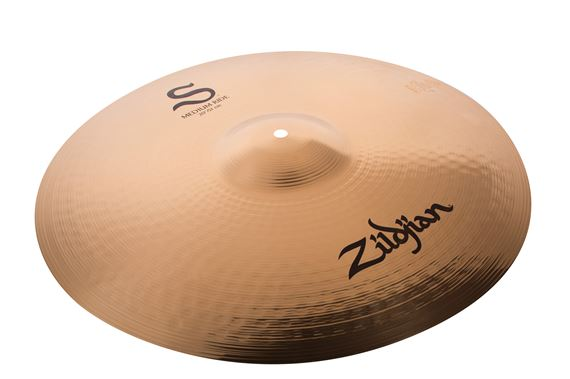 Zildjian S-Series Medium Ride Cymbal Brilliant Finish