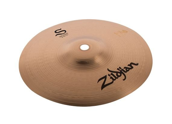 Zildjian S-Series Splash Cymbal Brilliant Finish