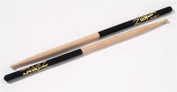 Zildjian 7A Black Dip Drum Sticks