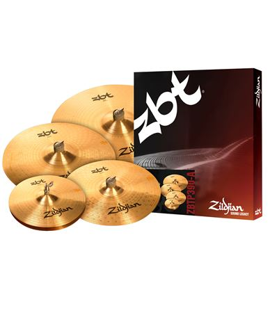 Zildjian ZBT ZBTP390-A Box Set Cymbal Package