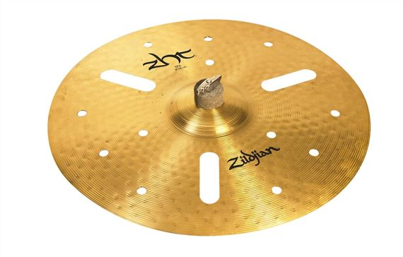 review zildjian zht efx special effects cymbal. Black Bedroom Furniture Sets. Home Design Ideas
