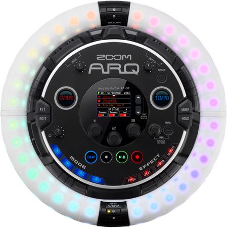 Zoom ARQ Aero RhythmTrak Sequencer Drum Machine
