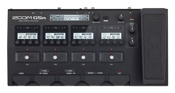 Zoom G5n Multi Effects Guitar Processor