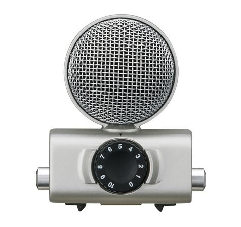 Zoom MSH6 Mid Side Microphone Capsule for H5 and H6 Recorders