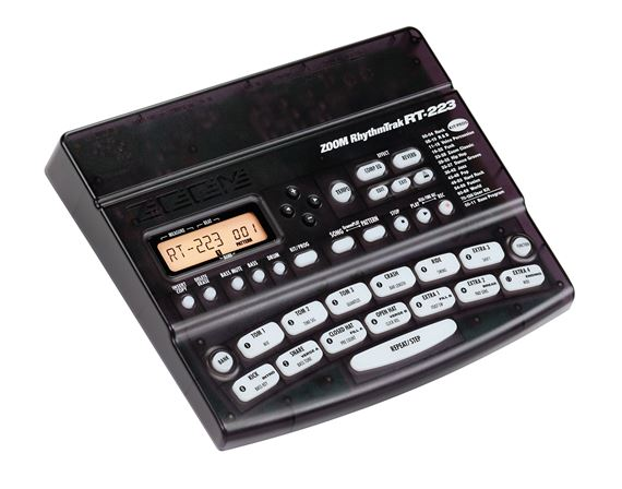 Zoom RT223 RhythmTrak Drum Machine