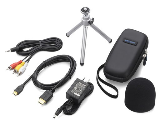 Zoom Q3HD Video Recorder Accessory Package