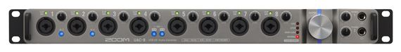 Zoom UAC8 8 Channel USB Audio Interface