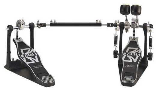 Tama HP200TW Standard Twin Double Bass Drum Pedal