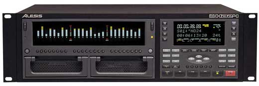 Alesis ADAT HD24 Multitrack Digital Recorder
