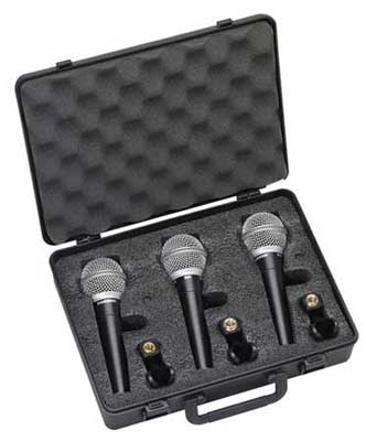 Samson R21 Dynamic Vocal Microphone
