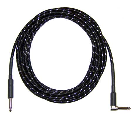 CBI BR06 Braided Guitar Instrument Cable