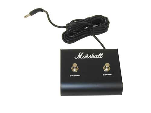 Marshall P802 Dual Button Footswitch with Cable