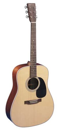 Martin D28 Acoustic Guitar with Case Dreadnought