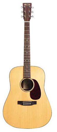 Martin D35 Acoustic Dreadnought Guitar with Case