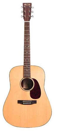 Martin DM Acoustic Guitar with Case
