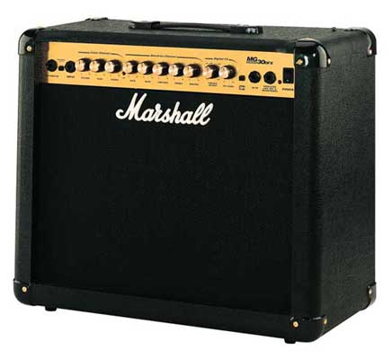 Marshall MG30DFX Guitar Combo Amplifier