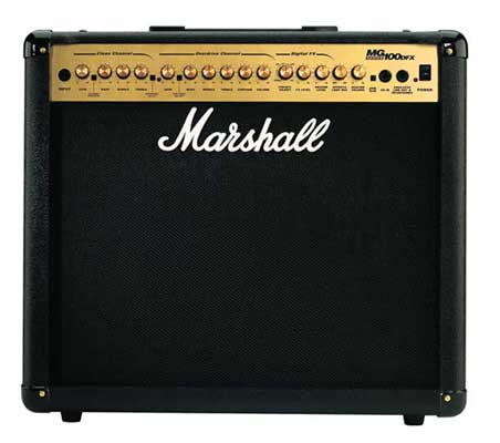 Marshall MG100DFX Guitar Combo Amplifier