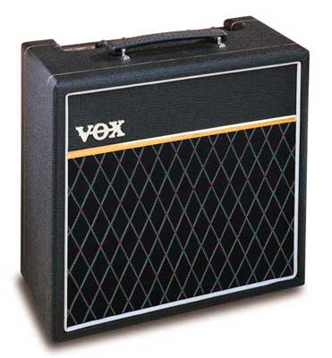VOX Pathfinder 15R Guitar Combo Amplifier