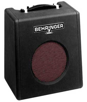 Behringer Thunderbird BX108 Bass Guitar Combo Amplifier