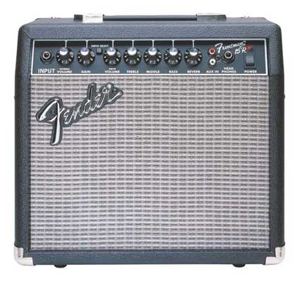Fender Frontman II 15R Guitar Combo Amplifier